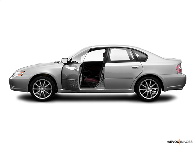 2006 Subaru Legacy Driver's side profile with drivers side door open