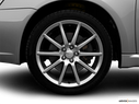 2006 Subaru Legacy Front Drivers side wheel at profile