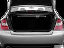 2006 Subaru Legacy Trunk open