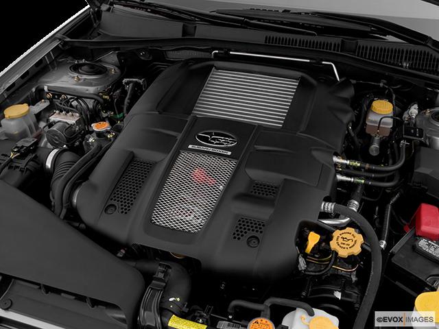 2006 Subaru Legacy Engine