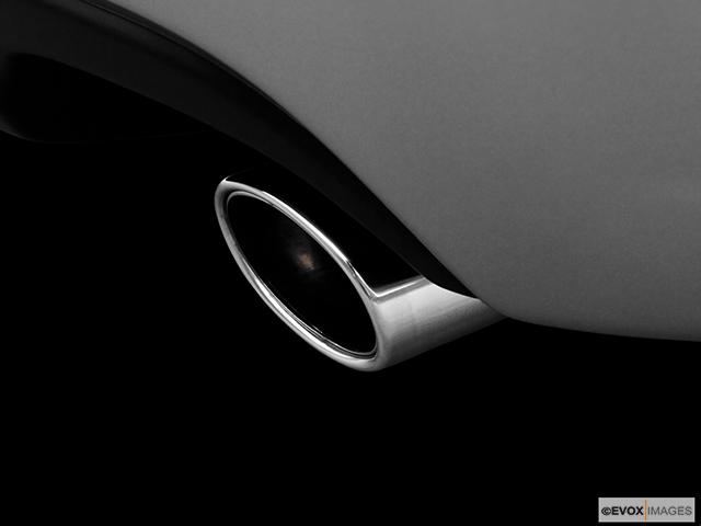 2006 Subaru Legacy Chrome tip exhaust pipe
