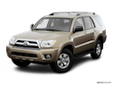 2006 Toyota 4Runner Front angle view