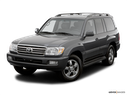 2006 Toyota Land Cruiser Front angle view