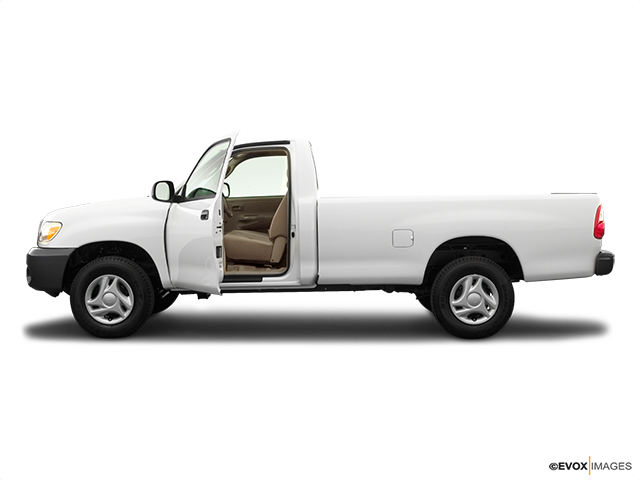2006 Toyota Tundra Driver's side profile with drivers side door open