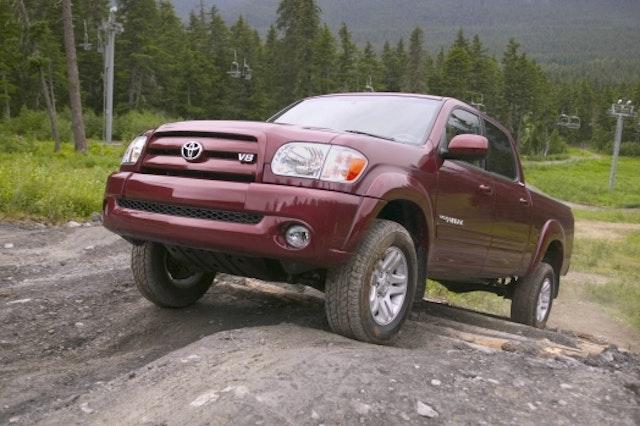 2006 Toyota Tundra Exterior