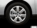 2006 Volkswagen Passat Front Drivers side wheel at profile