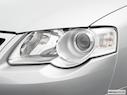 2006 Volkswagen Passat Drivers Side Headlight