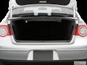 2006 Volkswagen Passat Trunk open