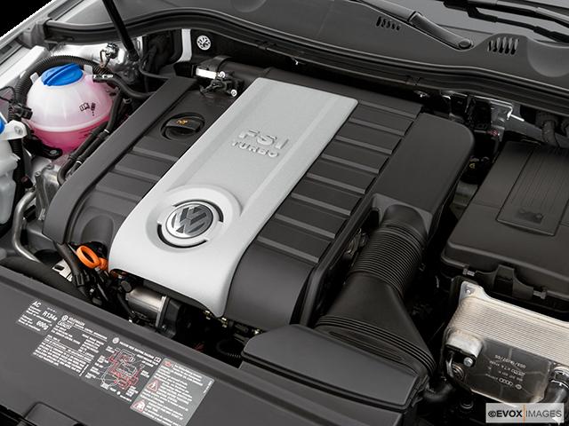 2006 Volkswagen Passat Engine