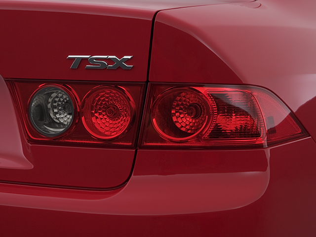 2007 Acura TSX Passenger Side Taillight