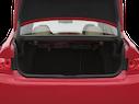 2007 Acura TSX Trunk open