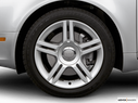 2007 Audi A4 Front Drivers side wheel at profile