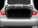 2007 Audi A4 Trunk open