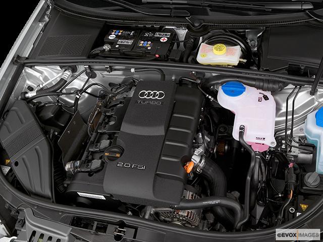 2007 Audi A4 Engine