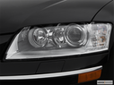2007 Audi A8 Drivers Side Headlight