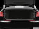 2007 Audi A8 Trunk open
