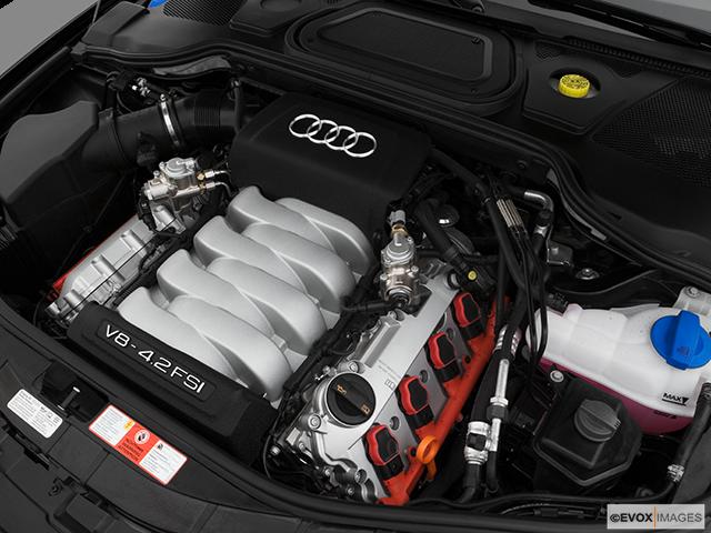 2007 Audi A8 Engine