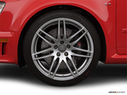 2007 Audi RS 4 Front Drivers side wheel at profile