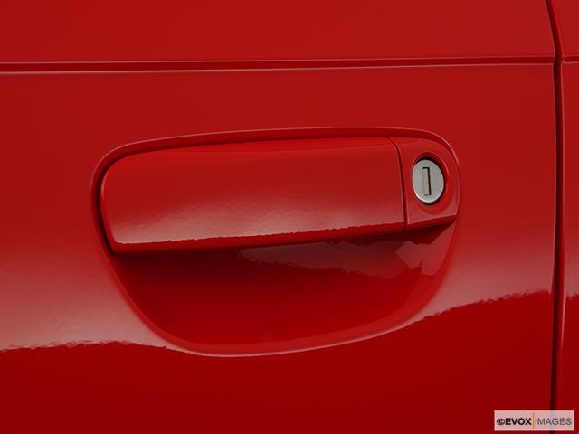 2007 Audi RS 4 Drivers Side Door handle