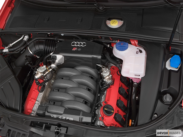 2007 Audi RS 4 Engine