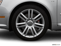 2007 Audi S4 Front Drivers side wheel at profile