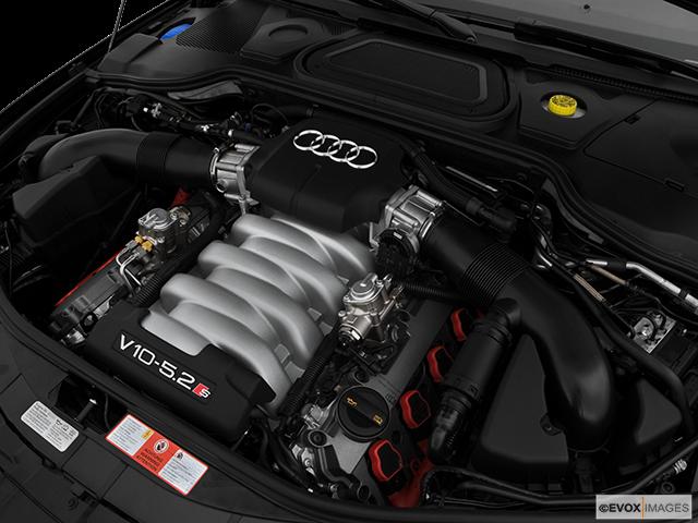 2007 Audi S8 Engine