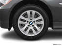 2007 BMW 3 Series Front Drivers side wheel at profile