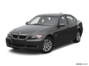 2007 BMW 3 Series Front angle view