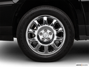 2007 Buick Rendezvous Front Drivers side wheel at profile