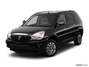 2007 Buick Rendezvous Front angle view