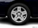 2007 Chevrolet Malibu Front Drivers side wheel at profile
