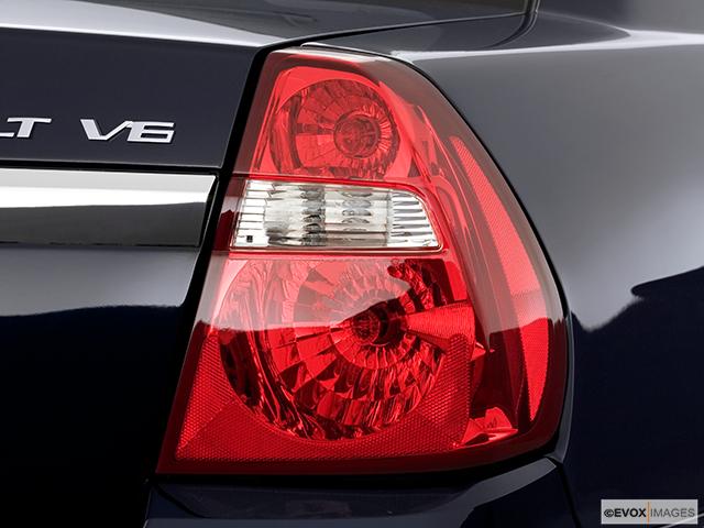 2007 Chevrolet Malibu Passenger Side Taillight