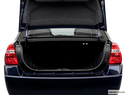 2007 Chevrolet Malibu Trunk open