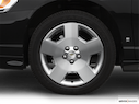 2007 Chevrolet Monte Carlo Front Drivers side wheel at profile