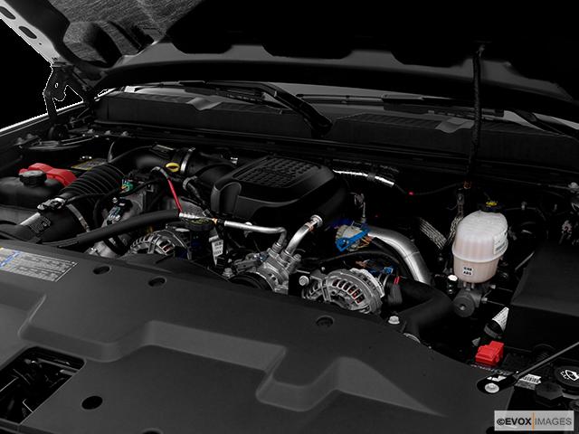 2007 Chevrolet Silverado 3500 Classic Engine