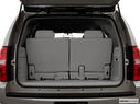 2007 Chevrolet Tahoe Trunk open