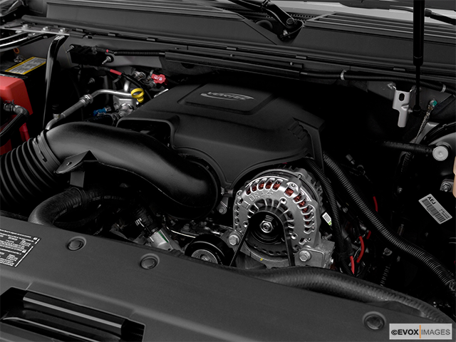 2007 Chevrolet Tahoe Engine