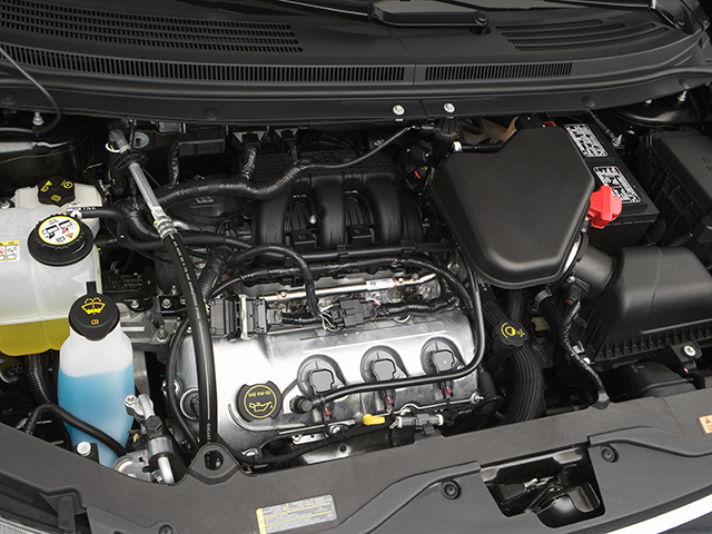 2007 Ford Edge Engine