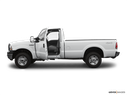 2007 Ford F-250 Super Duty Driver's side profile with drivers side door open