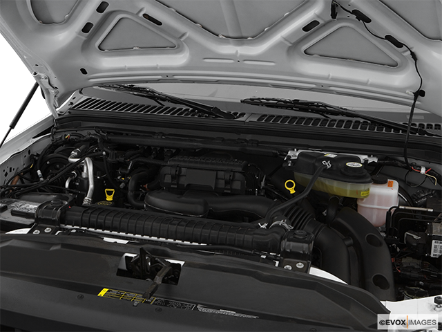 2007 Ford F-250 Super Duty Engine