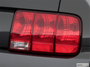 2007 Ford Mustang Passenger Side Taillight