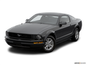 2007 Ford Mustang Front angle view