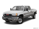 2007 GMC Sierra 2500HD Classic Front angle view