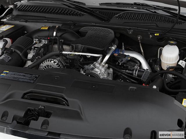 2007 GMC Sierra 2500HD Classic Engine