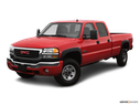 2007 GMC Sierra 3500 Classic Front angle view