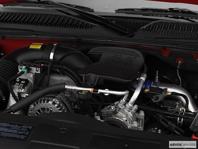 2007 GMC Sierra 3500 Classic Engine