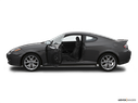 2007 Hyundai Tiburon Driver's side profile with drivers side door open