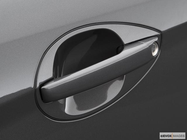 2007 Hyundai Tiburon Drivers Side Door handle