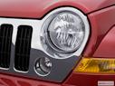 2007 Jeep Liberty Drivers Side Headlight