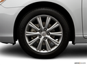 2007 Lexus ES 350 Front Drivers side wheel at profile